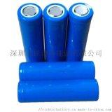 廠家直銷摺疊風扇電池18650可充電鋰電池