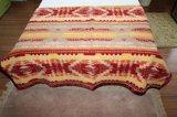 廠家供應機織MQ-WB-002提花羊毛毯