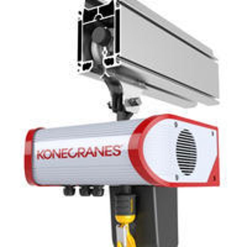 科尼自動起重機,起重機技術,科尼環鏈葫蘆單樑起重機