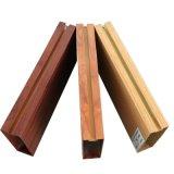 凹型铝方通1.0厚100*60口厂家现货木纹铝方通