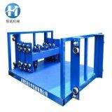 厂家供应 导轨式升降货梯 电动液压货梯 装卸货送菜梯 免费安装
