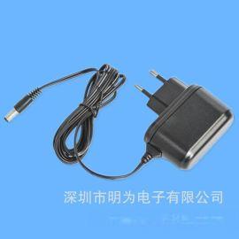供应12W插墙式电源 12V1A欧规认证开关电源