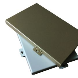 厂家定做氟碳铝单板幕墙工程材料木纹铝单板规格
