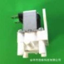饮料机放水阀 侧面安装板二分快插杆无压阀