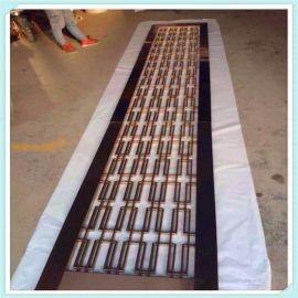 供應不銹鋼簡易屏風不銹鋼屏風加工廠家歐美流行款式