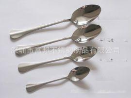 厂价直销不锈钢汤勺 饭勺 汤匙 儿童小勺 高档勺子