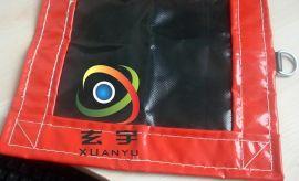 PVC篷布  货场盖布成品  PVC夹网布