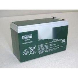 UNION友联MX12070 12V7AH太阳能直流屏UPS/EPS电源 铅酸蓄电池
