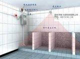 大便槽感应水箱,公厕沟槽感应冲便器