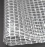 海宁厂家供应PVC透明夹网布