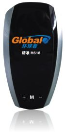 环球者-**H-618车载GPS行车安全预警仪固定+流动测速预警一体机
