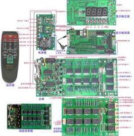 遥控数控数显全平衡式(四声道)256档音量控制电位器