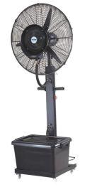 26寸移动降温喷雾风扇 冷雾风扇 水雾风扇 雾化风扇 户外加湿器