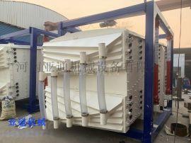 重晶石方形摇摆筛厂家报价平面回转筛技术参数产能