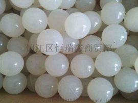 耐高压橡胶球进口丁晴胶振动筛专用