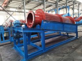 江西厂家供应淘金设备 砂金筛选设备 无轴滚筒筛