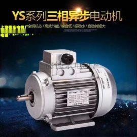 全部产品电机系列YS7116   0.18KW