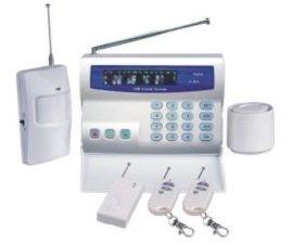 无线GSM智能防盗报警系统