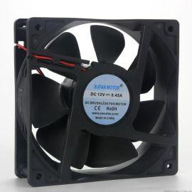 厂家生产12038工业无刷直流散热风扇、风机