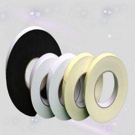 EVA泡棉双面胶厂家 供应冲型EVA泡棉胶带 高粘抗震减压EVA泡棉胶带