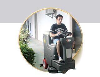 金華/台州駕駛式全自動洗地機