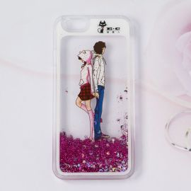 iphone手机保护套 3D动态 新款卡通保护套 厂家直批iphone手机护套