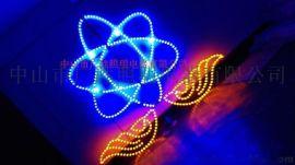 廣萬達牌LED科技之星造型燈 藝術燈 LED裝飾燈