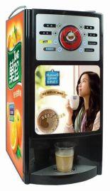 三超速溶咖啡饮料机 台式速溶咖啡机 **3S咖啡机自动饮料机
