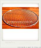 安平唯中VZ鍍鋅軋花圓形一次性燒烤網