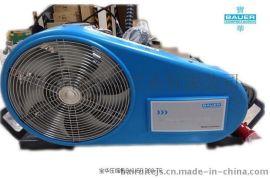 BAUER空气压缩机 宝华充气泵 德国宝华BAUER压缩机BAUER200-TE