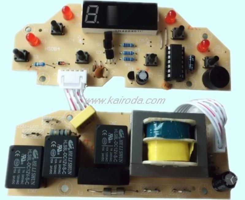 LED數碼顯示屏麪條機控制板PCB電路板線路板電子產品開發設計