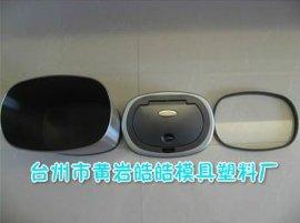 供应电子感应垃圾桶模具 智能垃圾桶塑料模具