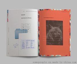 厂家定制企业产品画册 宣传册 折页单张 书刊印刷彩页