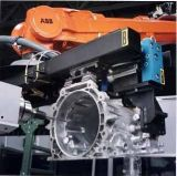 智慧汽車零部件製造業機器人