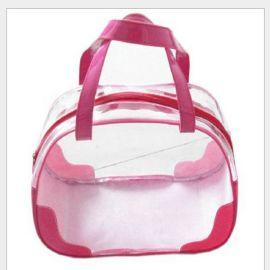 塑料包装袋PVC EVA PE收纳 拉链 果冻化妆品袋环保价廉