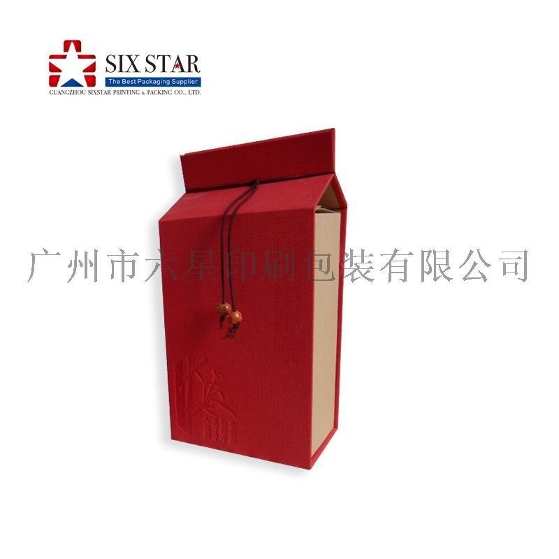工厂直销定制茶叶包装盒茶叶礼盒
