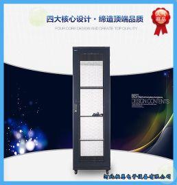 正宗圖騰機櫃K38842,鼎極網路機櫃 服務器機櫃