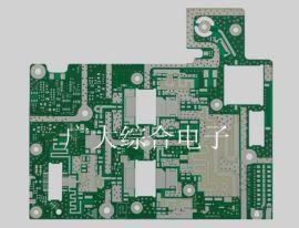 罗杰斯高频板、PCB多层板、铁氟龙线路板、深圳**PCB板工厂