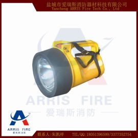 提供DF-6可携式充电型防爆灯 船用防爆手电灯 救生船用设备