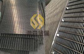 高强度筛网、矿筛网、焊接式震动筛网