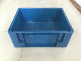 供应烟台威海诸城青岛潍坊山东韩式加强型塑料箱物流箱周转箱