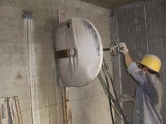 南京专业承重墙、混凝土切割、打孔路面开槽及楼梯开门窗