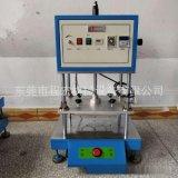塑膠熱壓熱熔機桌上四柱熱壓熱熔器小件塑膠的鉚接螺母熱熔機