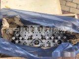 PC360-7挖掘机缸盖 康明斯6D114发动机