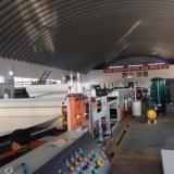 蛇型中空板设备生产线/S型阳光板设备生产线