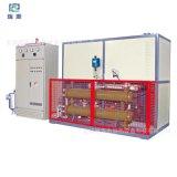 瑞源 120KW電加熱導熱油爐熱壓機專用電鍋爐導熱油加熱器提供證書