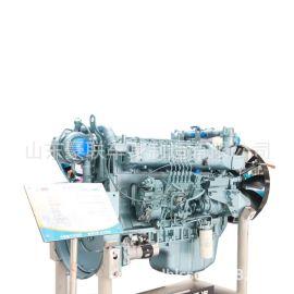 豪瀚 重汽MC07.33-40发动机总成  发动机缸体 发动机曲轴图片价格