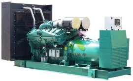 900KW康明斯柴油发电机组KTA38-G9