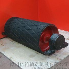 亿轮TD75型滚筒,内置电动滚筒,外装电动滚筒,油冷式电动滚筒
