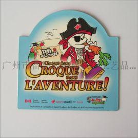 冰箱贴厂家生产订做磁性冰箱贴 软磁广告贴